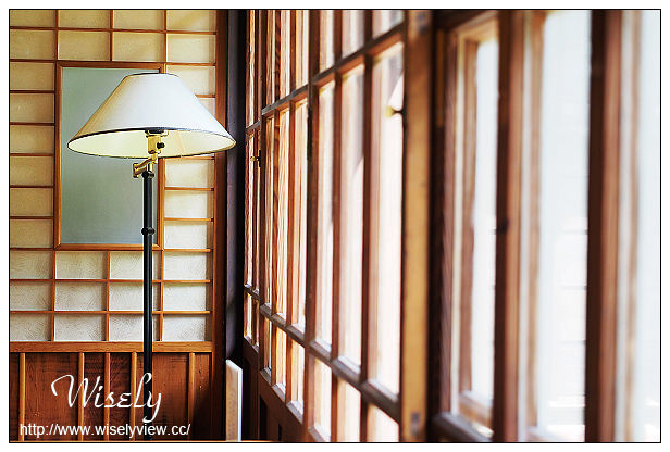【遊記】宜蘭縣。宜蘭市:宜蘭文學館@日式老宅古蹟咖啡,位蘭城新月廣場旁