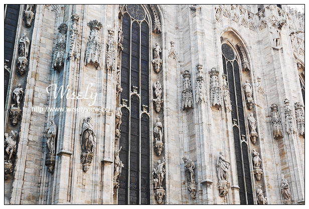【旅行】歐洲。義大利旅遊-05:米蘭景點@米蘭大教堂、維托‧艾曼紐二世拱廊