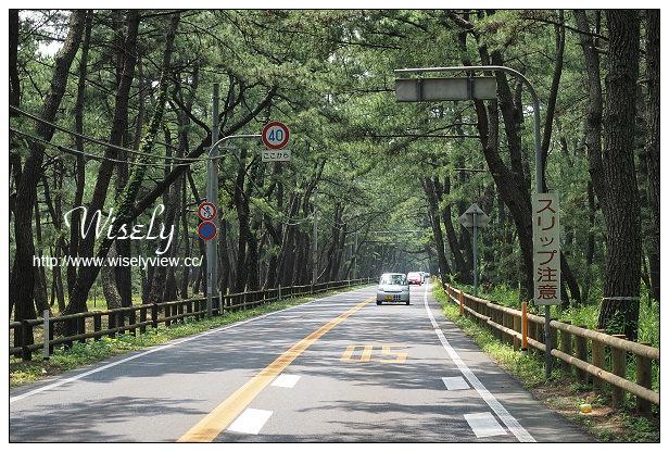 【旅行】日本。佐賀縣:唐津市景點@虹之松原、唐津漢堡、鏡山展望台
