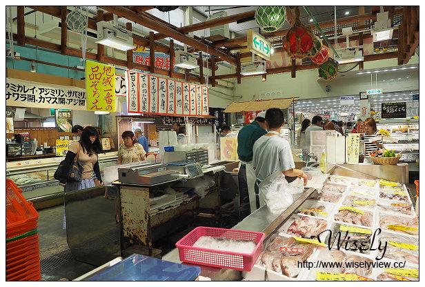 【旅行】日本。佐賀縣:唐津市景點@唐津漁市(おさかな村),在地名產生鮮平價美食