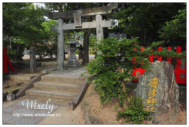 【旅行】日本。佐賀縣:唐津市景點:曳山展示場、唐津神社、舊唐津銀行~城下町散策
