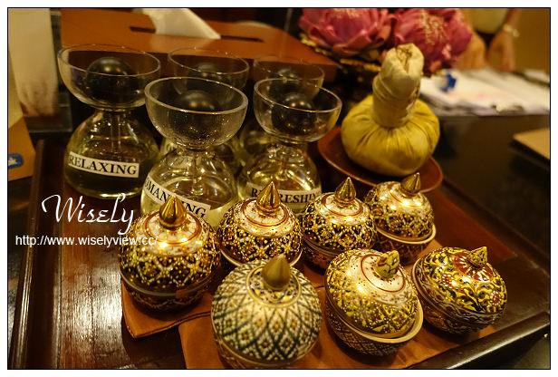 【旅行】泰國。曼谷:RarinJinda Wellness SPA@安靜優雅品質一流,近四面佛與各商城