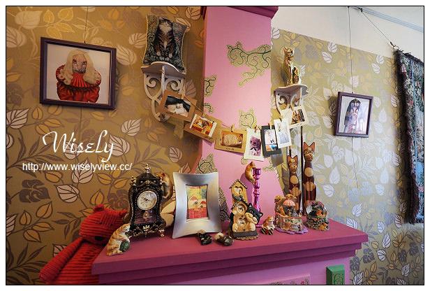 【食記】基隆市。仁愛區:貓小路Café @貓咪主題鄉村咖啡午茶,鄰近基隆海洋廣場