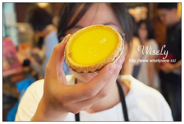 【旅行】香港。中環:泰昌餅家(蛋塔)@香港必吃美食,鄰近閣麟街附近