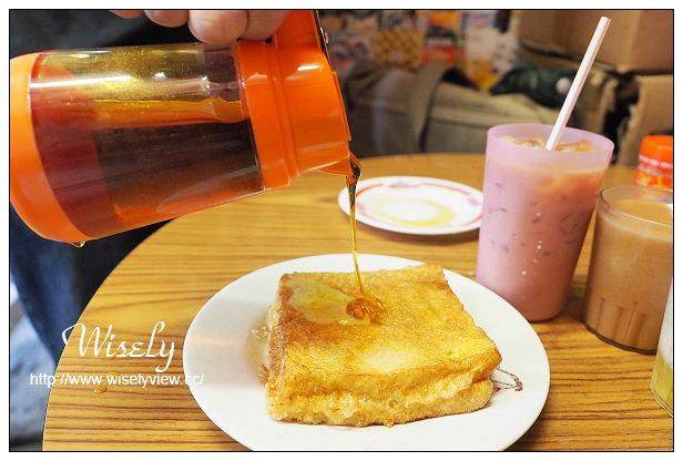 【旅行】香港。中環:蘭芳園(總店)@在地老牌六十年的絲襪奶茶,香港必吃美食