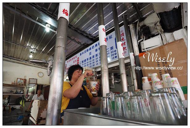 【食記】花蓮縣。花蓮市:廟口紅茶(鋼管紅茶)@早期24小時不打烊的在地美食小吃