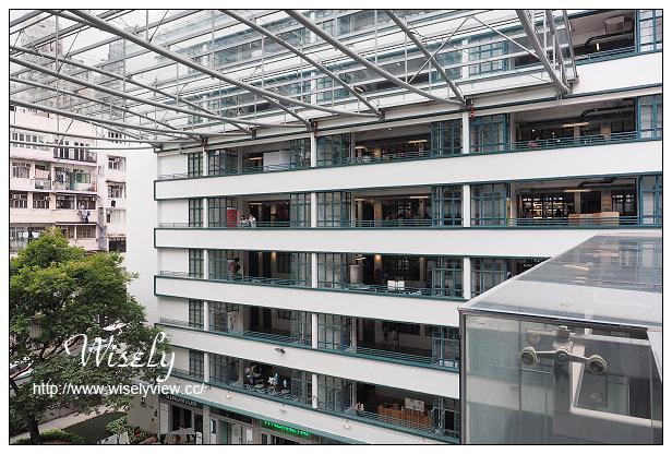 【旅行】香港。中環:PMQ 元創方@舊警察宿舍改建商場,文青創意購物新地標