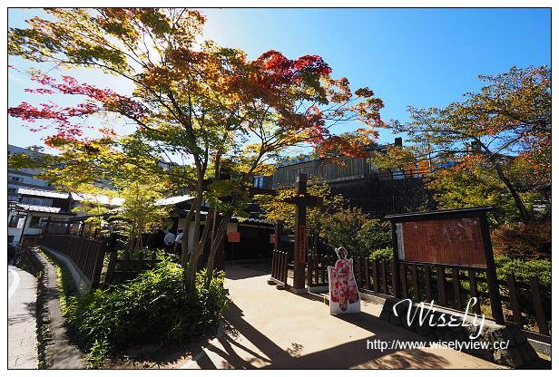 【旅行】2014日本。群馬縣(涉川市):伊香保町-石段街@羅馬浴場場景,400年歷史溫泉老街