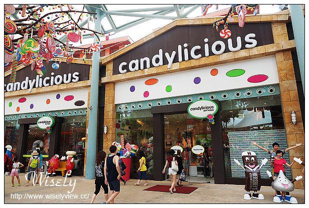 【旅行】2014新加坡。聖淘沙名勝世界:環球影城@邁克爾酒店、馬來西亞美食街、特麗愛3D美術館、搖滾之星餐廳