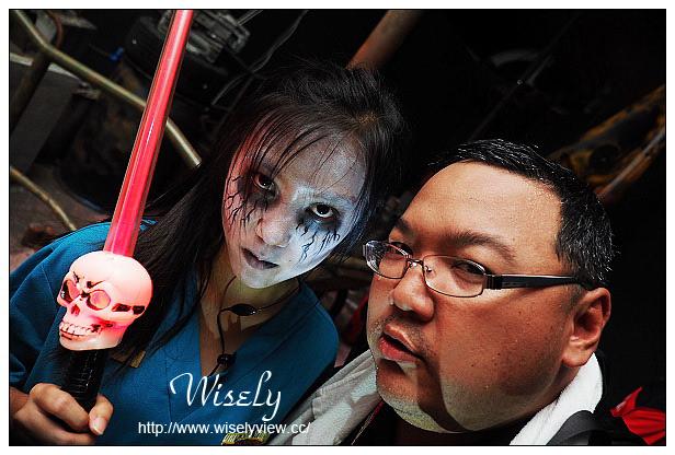 【旅行】2014新加坡。聖淘沙名勝世界;環球影城萬聖節驚魂夜4@全新3D鬼屋及恐怖區域,10月夜間限定活動