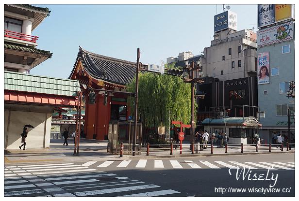 【旅行】2014日本。東京:休雷克淺草雷門飯店(The Gate Hotel Asakusa Kaminarimon by Hulic)@交通便利近雷門可遠眺晴空塔