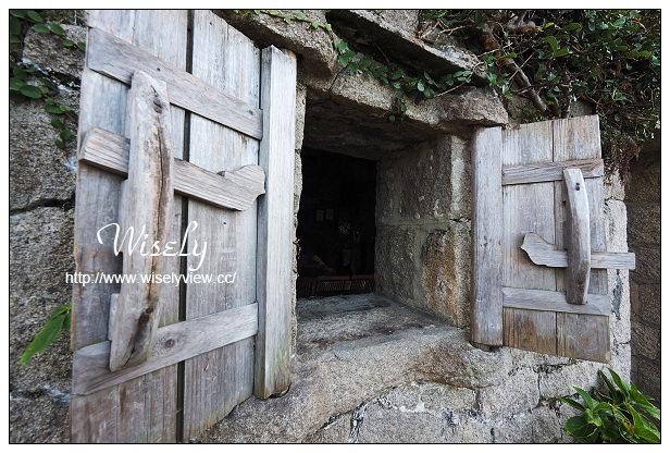 【遊記】2014馬祖。北竿景點:芹壁聚落石屋漫步隨拍@遠眺龜島,芹壁渡假村&芹壁25號