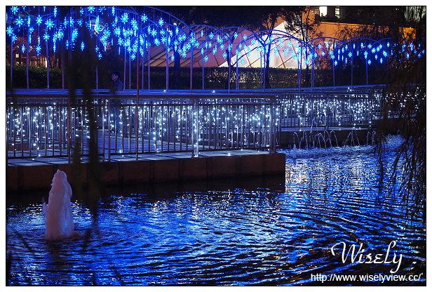 【遊記】新北市。板橋區:2014新北市歡樂耶誕城(11/15-2015/1/4)@北歐風情&馬卡龍色彩主燈