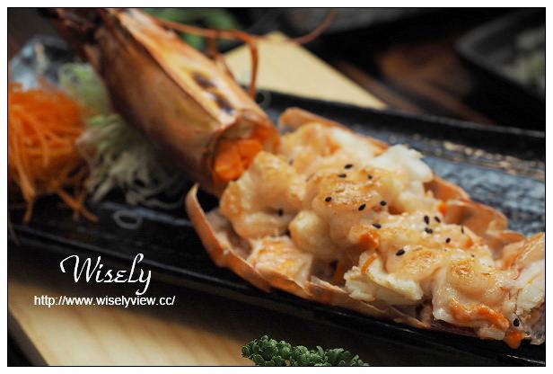 【食記】新竹市。北大路:大叔酒食、炭火串燒@環境清幽食材豐富的日式居酒屋