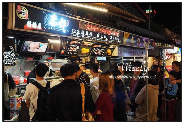 【食記】宜蘭縣。羅東鎮:羅東夜市美食@烤甘蔗汁、老王蔥捲餅、赤炸風雲雞排、米糕陳