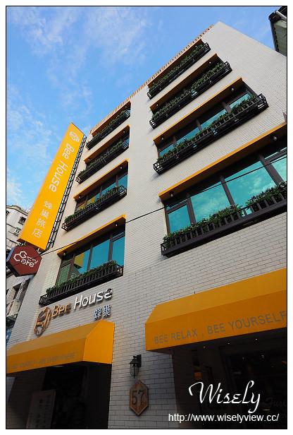 【住宿】台北市。大同區:Bee House蜂巢旅店(台北火車站)@鄰近華陰街步行車站只要10分鐘~自由行住客推薦