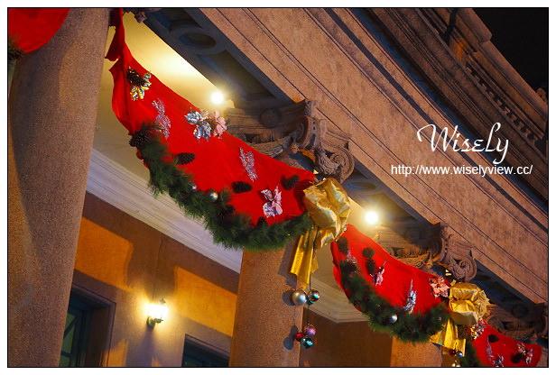 【遊記】台北市。中正區:2014公館聖誕季@自來水博物館耶誕點燈&星空燈光秀(12/6-12/31)