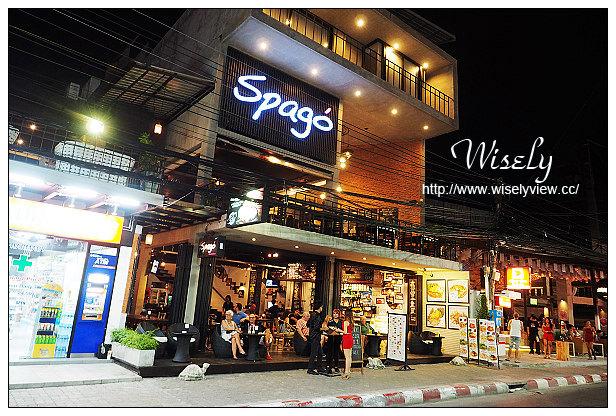 【旅行】泰國。曼谷蘇梅島(蘇美島)十日自由行@Day05:AirAsia境內飛機,從曼谷至蘇美島相關,Baan Hin Sai Resort & Spa、渣汶大街~當地血拼玩樂必去