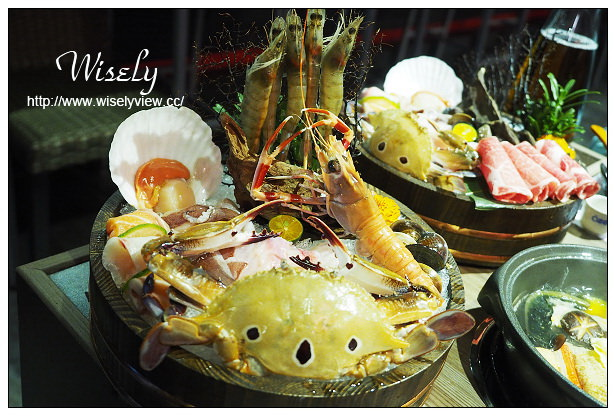 【食記】宜蘭縣。礁溪鄉:江戶日式涮涮鍋@私家美味海鮮火鍋,泡湯美食的好選擇