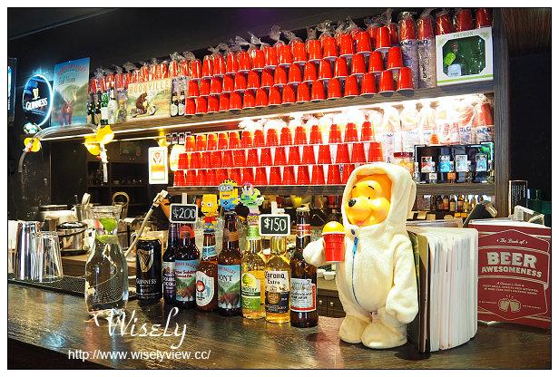 【歇業】台北市。大安區:Pregame Restaurant & Bar(紅杯子美式餐廳)@鄰近仁愛國小巷弄,捷運國父紀念館站美食