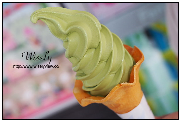 【分享】Fami全家辻利抺茶霜淇淋 VS. 7-ELEVEN福岡八女抺茶霜淇淋@口味價格及販售資料