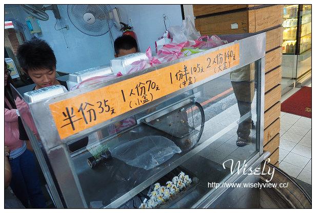 台北中正。麗園壽司︱傳統壽司、芋頭排骨湯超絕配,捷運東門站美食