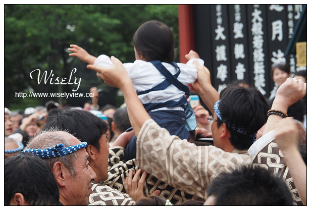 【旅行】日本。東京:五天四夜自助行_Day04_1@淺草神社-三社祭(江戶三大祭之一),相關起源由來與淺草雷門交通資訊,活動實況影片分享