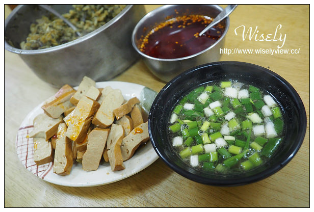 【食記】台北市。士林區:文化大學美食@牛肉拌麵~懷念簡樸的蒜香古早味