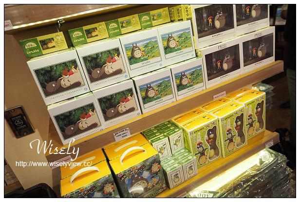 【遊記】台北信義。捷運市政府站:ATT4Fun B1F@橡子共和國信義店~宮崎駿動畫周邊&限定商品