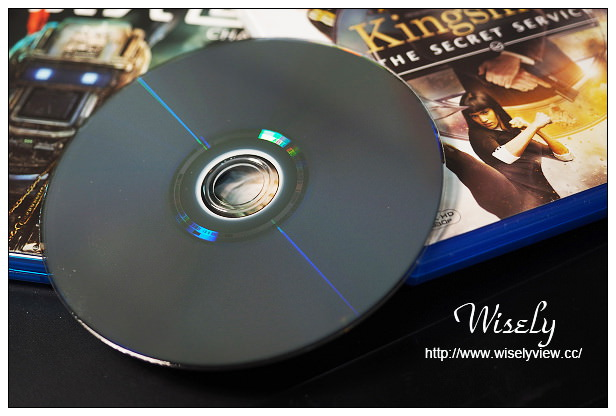 【分享】影音。得利影視藍光BD:金牌特務@好片推薦&降價情報&抽獎活動