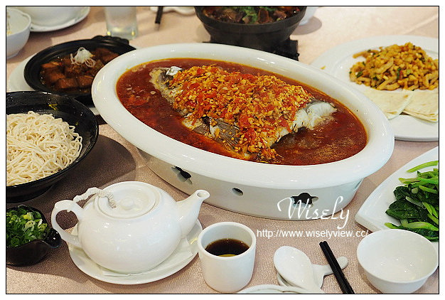 【食記】台北市。北投區:大地酒店(奇岩1號)@大推剁椒魚頭&老皮嫩肉~捷運北投站美食