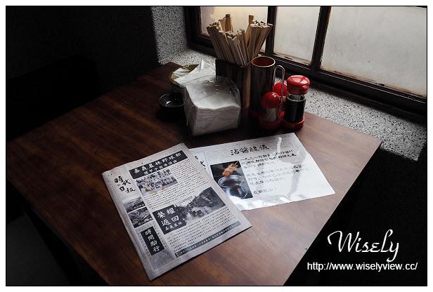 【食記】台北市。中山區:南西商圈@時代。1931~翻修彈珠汽水工廠,懷舊特色串燒酒場~捷運中山站美食