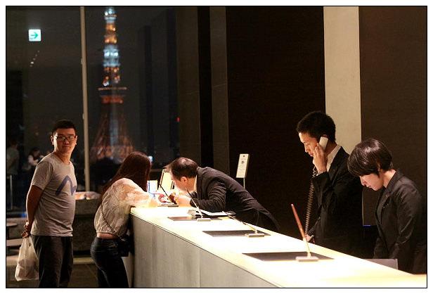 【旅行】日本。東京住宿:銀座三井花園飯店@遙望地標東京鐵塔,服務空間佳