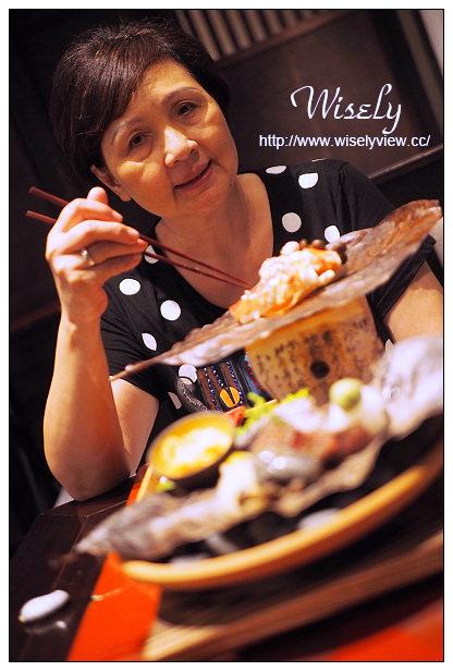 【食記】台北市。中山區:鐵板懷食染乃井@源東京六本木,精緻鐵板燒料理~捷運中山站美食