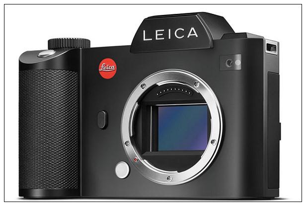 【新品】DC。徠卡無反光鏡全片幅相機:Leica SL (typ601)@2400萬畫素、4K錄影、ISO50-5000、3吋觸控螢幕