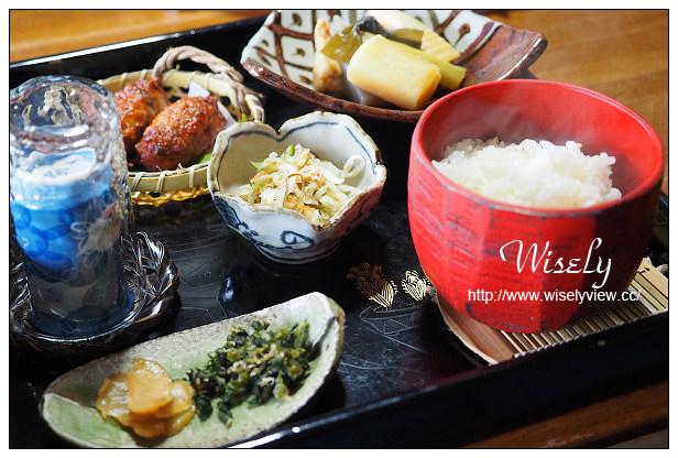 【旅行】日本。南九州之旅:鹿兒島南九州市@知覽武家屋敷.高城庵薩摩鄉土料理