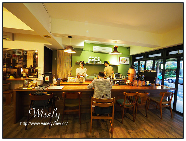 【食記】台北市。中正區:沛洛瑟自家焙煎咖啡店@鄰近植物園和西門町,捷運小南門站美食
