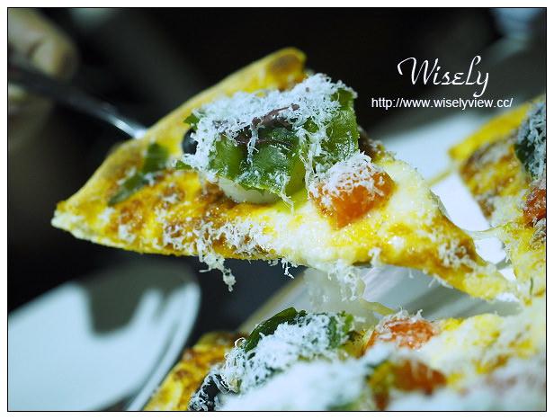 【食記】台北中山。捷運松江南京站:四平街商圈@Milano Pizzeria義大利米蘭手工窯烤披薩