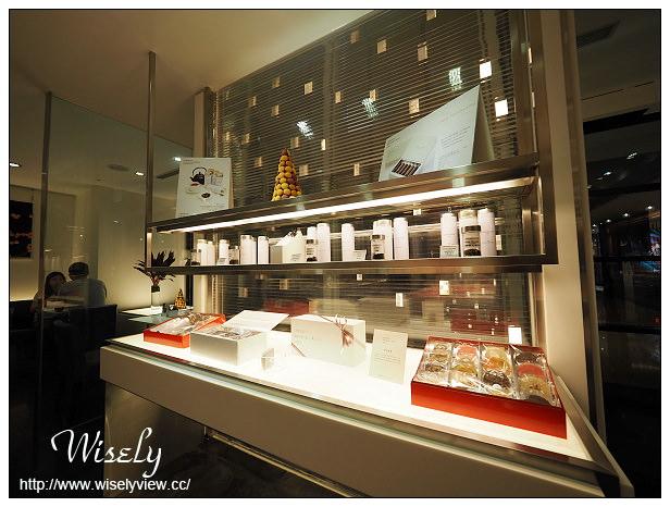 【食記】台北中山。捷運中山站:AOKI青木定治(晶華酒店B2)@魔幻夢境布列斯特~聖誕限定預約甜點