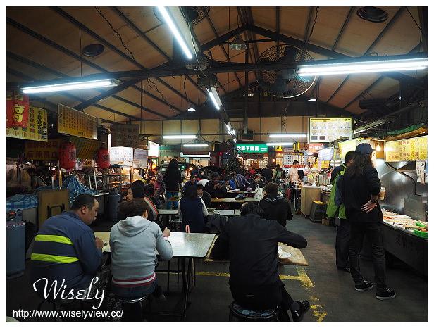 【食記】台北松山。捷運台北小巨蛋站:鍾記中崙魷魚焿(中崙市場)@筒仔米糕與黑白切也好吃