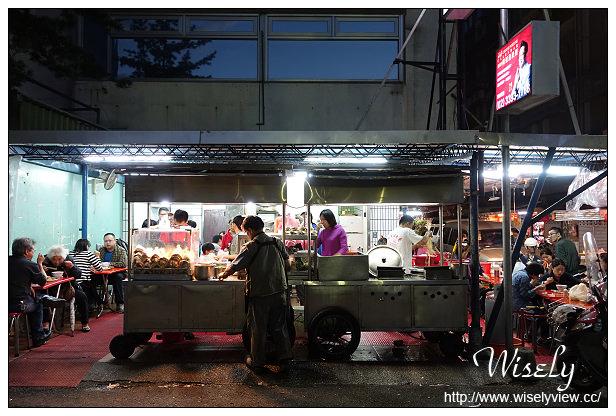 【食記】台北士林。捷運芝山站:天母大頭鵝-鵝肉專賣@美味的擔仔麵黑白切鵝肉攤
