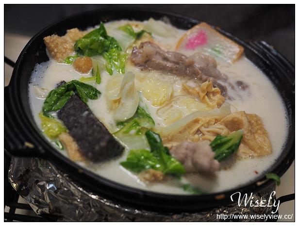 【食記】新北永和。捷運永安市場站:山森原統鍋(小火鍋)@美味濃郁特色牛奶鍋