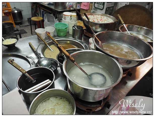 【食記】台北中山。捷運南京復興站:遼寧街夜市@客家自製湯圓燒麻糬甜湯
