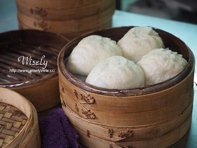 【食記】新北市。永和區:得和路六合市場美食:一路發上海鮮肉包@汁多味美又實在