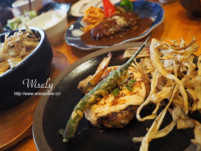【食記】台北大安。捷運國父紀念館站:俺の漢堡排山本@來自東京的連鎖餐廳