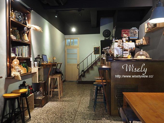【食記】宜蘭縣。礁溪鄉:文鳥公寓@特色文青風咖啡店~輕食、下午茶