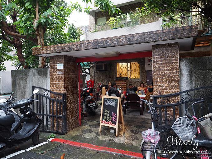 【食記】台北大安。捷運台電大樓站:半路咖啡@自治互動精神的藝文咖啡店