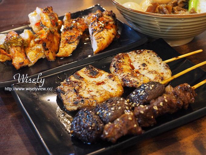 【食記】台北信義。捷運市政府站:永吉路30巷美食@烤師傅燒肉飯、烤肉串~港式燒烤
