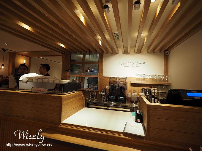 【食記】台北信義。捷運市政府站:九州鬆餅咖啡/九州パンケーキ(松菸店)