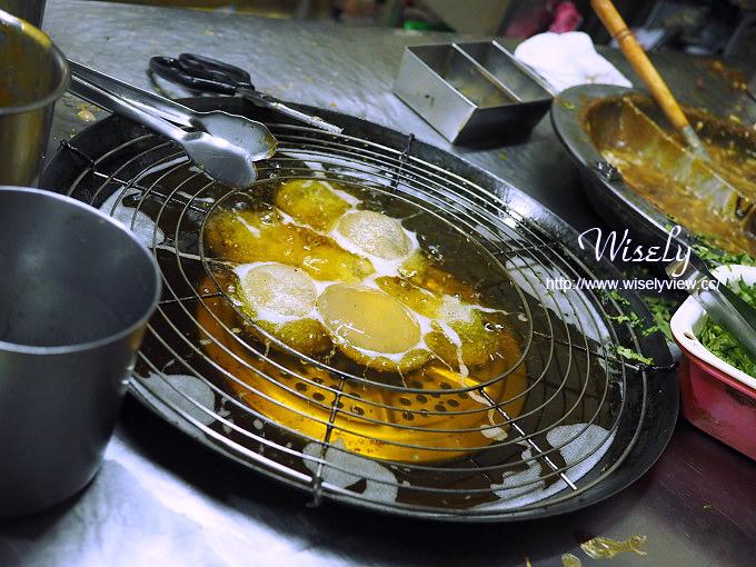 【食記】台北中正。捷運古亭站:同安街麵線羹@臭豆腐、肉羹、麵線&(必吃)肉圓